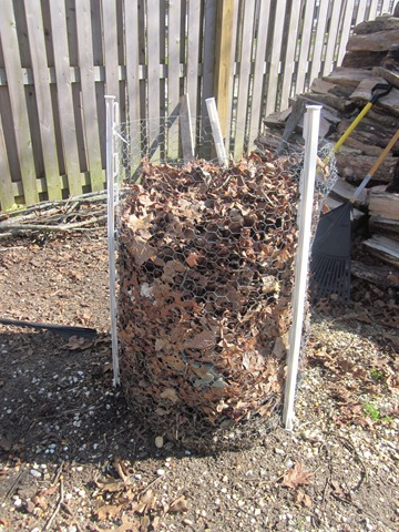 My 'Neat' Compost Enclosure Didn't Work