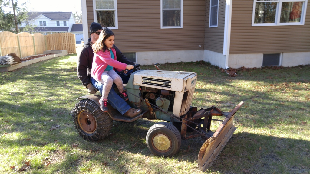 A New Yard Brings New Challenges and Help From Friends